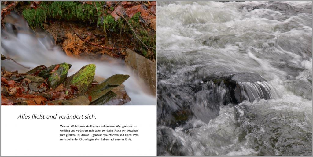 Wasser ist ein lohnenswertes Fotomotiv.